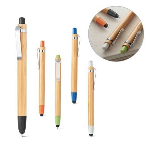 BENJAMIN. Bambusowy długopis