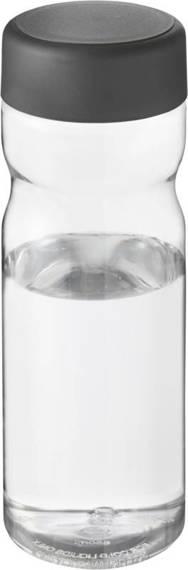 H2O Base 650 ml screw cap water bottle