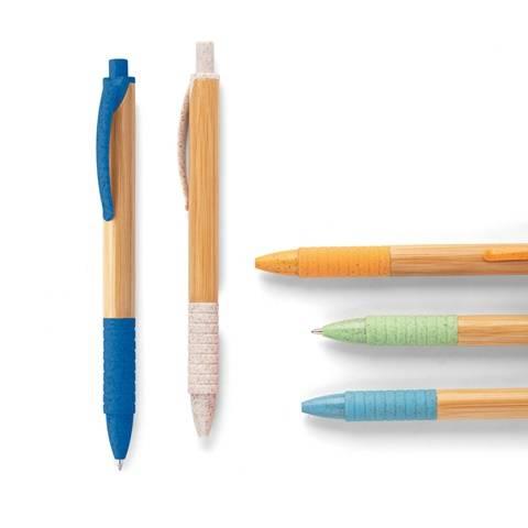 KUMA. Bambusowy długopis