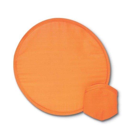Nylonowe, składane frisbee