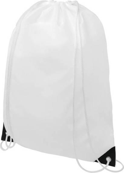 Plecak Oriole ściągany sznurkiem z kolorowymi rogami