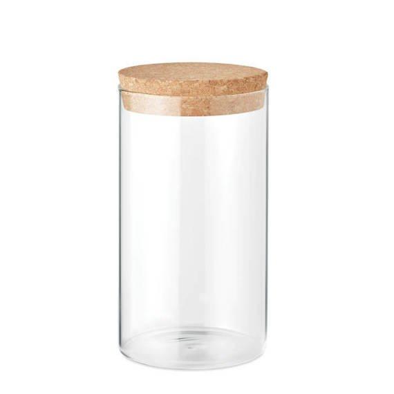 Słoik z borokrzemianu 600 ml