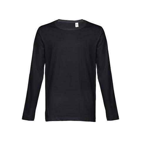 THC BUCHAREST. Męski t-shirt z długim rękawem